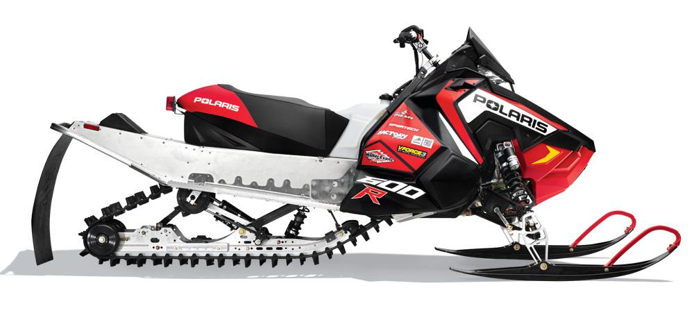 Polaris Unveils 2017 600r Race Sled Snowmobile Com