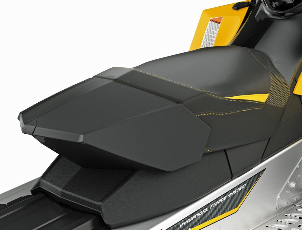 2017 Ski-Doo 600 MXZ Sport Carb Seat