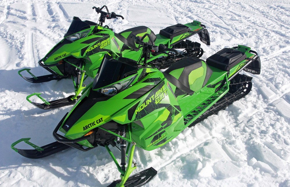 Arctic Cat M8 Mountain Cats