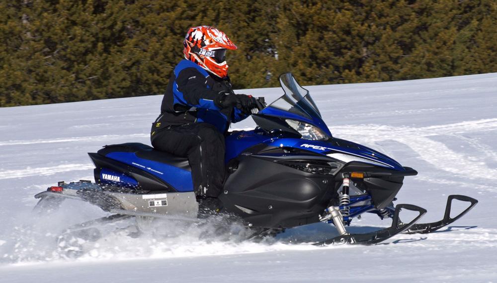 2017 Yamaha Apex X Tx 1 75 Review Snowmobile Com