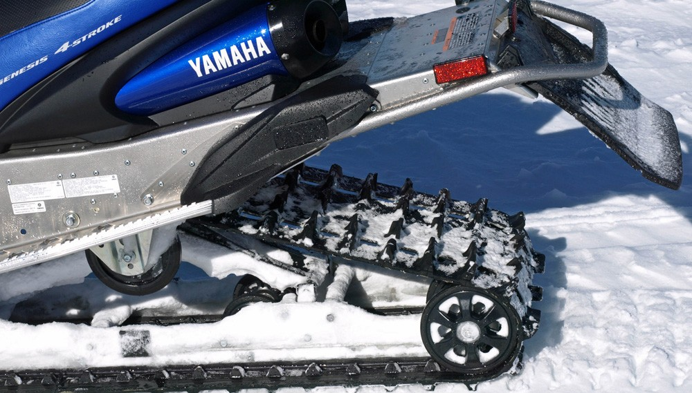 2017 Yamaha Apex X-TX Track