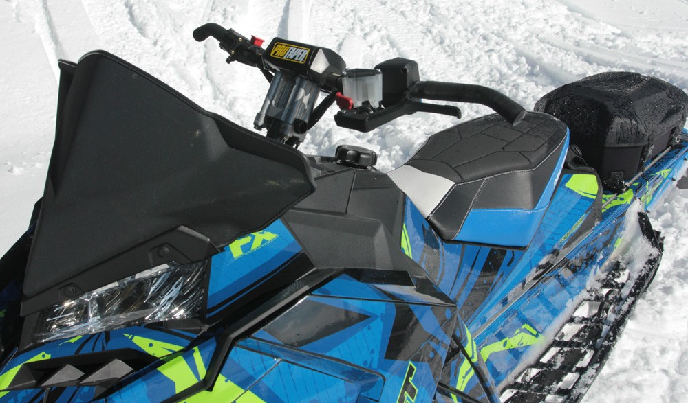 2017 Polaris 600 Switchback-Assault-ProTaper Handlebar
