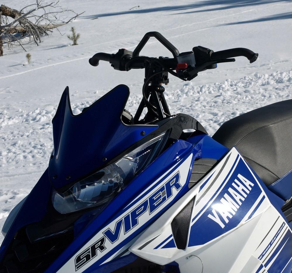 2017 Yamaha Viper B-TX Mountain Strap
