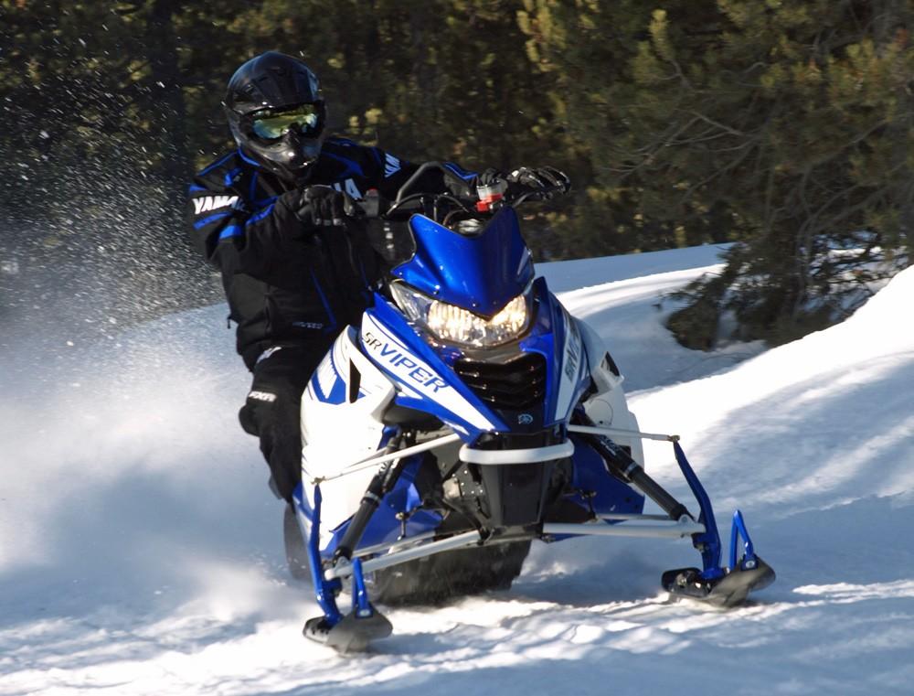 2017 Yamaha Viper B-TX Trail