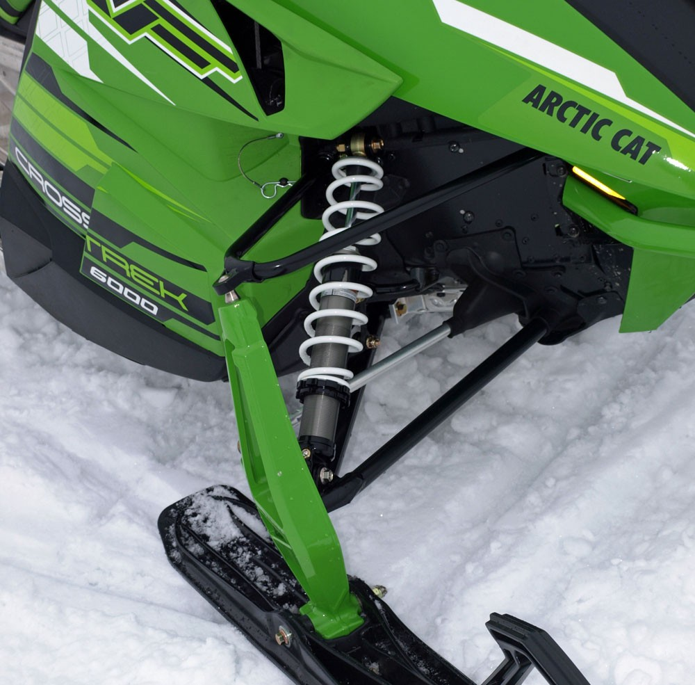 2017 Arctic Cat XF 6000 CrossTrek ES IFP Shocks ARS