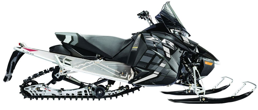 2017 Arctic Cat ZR 9000 LXR Profile
