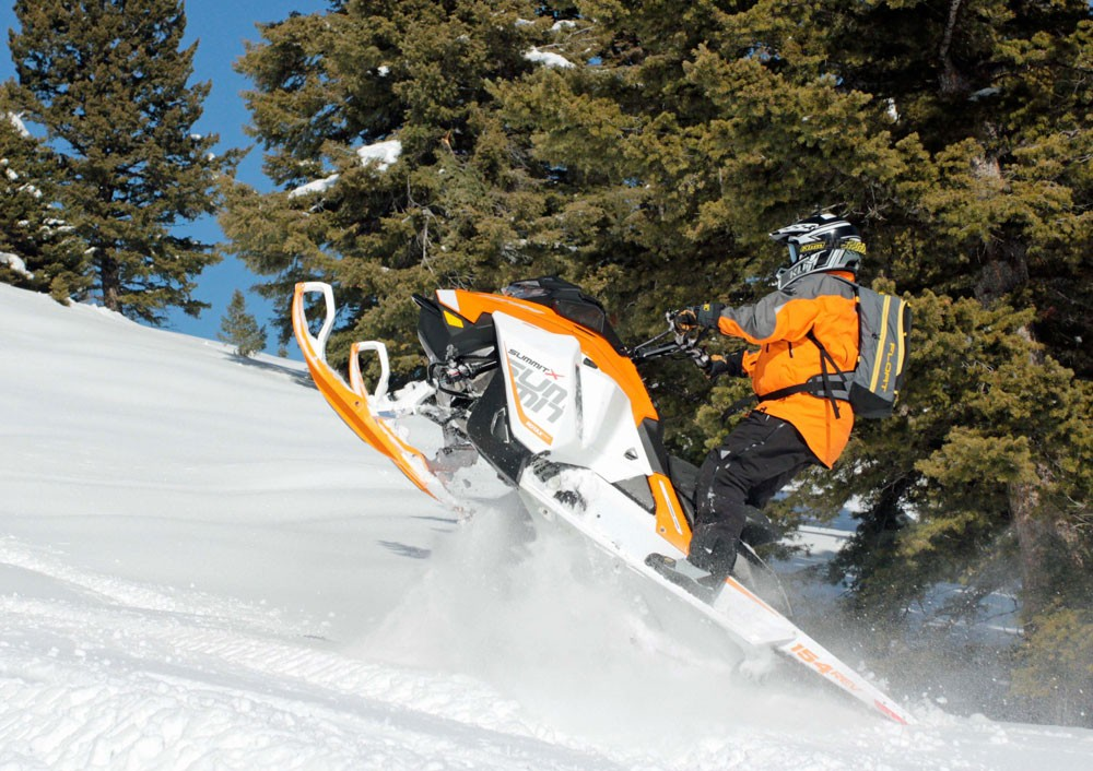 Ski-Doo Gen 4 Rev Summit X