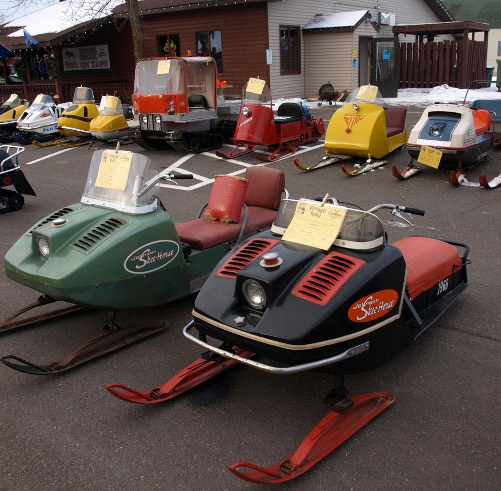 Ski whiz snowmobiles for sale - Snowfest Vintage Sleds