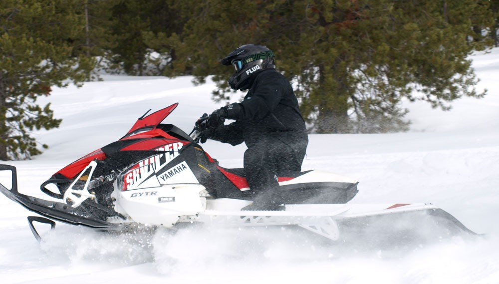 Yamaha Viper Rider