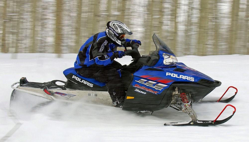 2006 Polaris Switchback Fusion 900