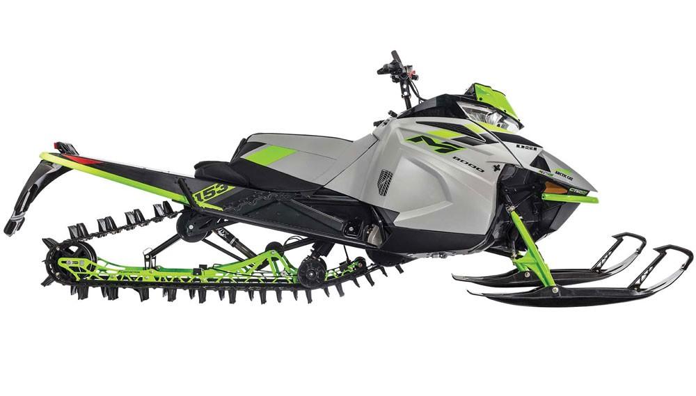 2018 Arctic Cat M8000 Sno Pro 153