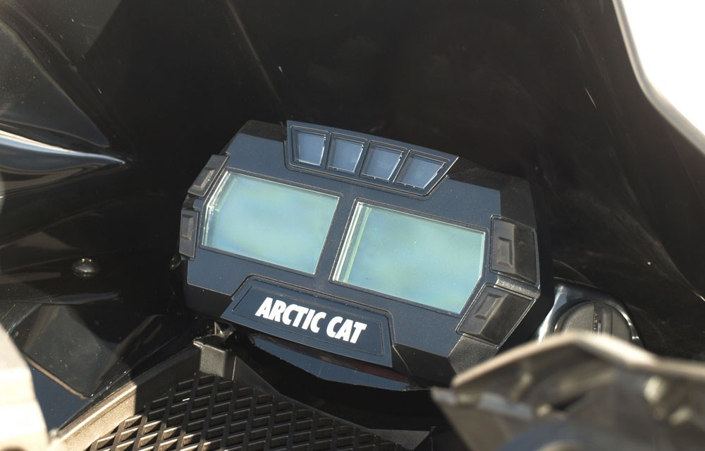 Arctic Cat Gauge Package
