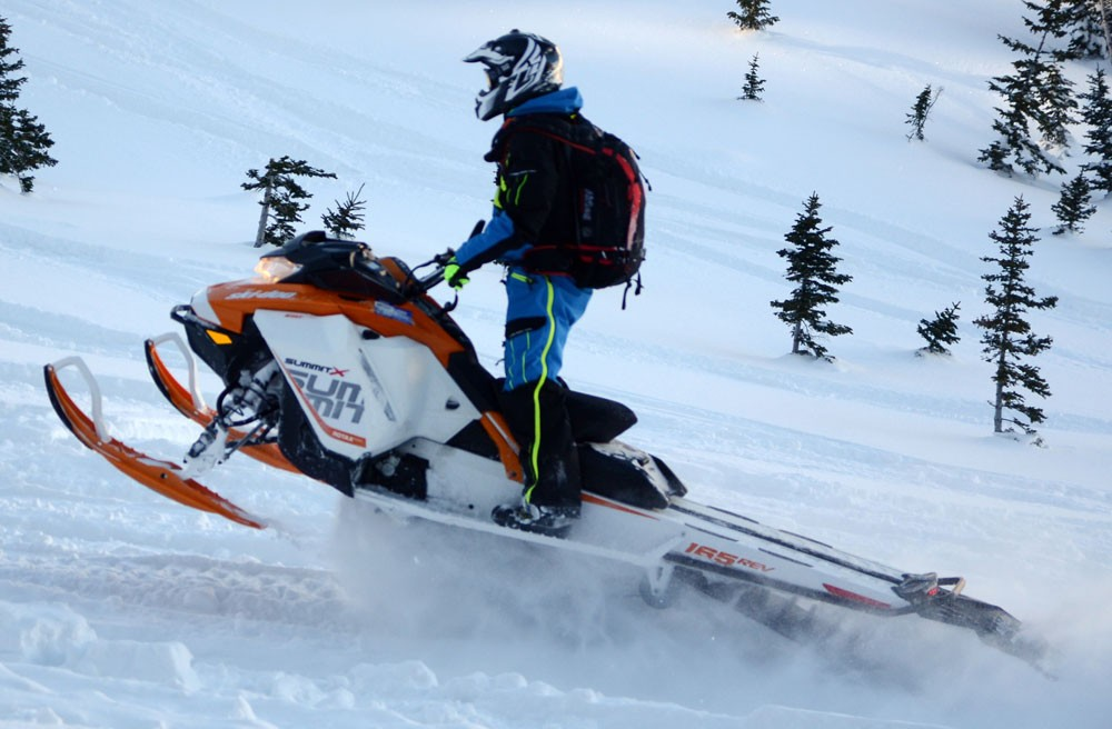 Ski-Doo 850 Summit Fastest