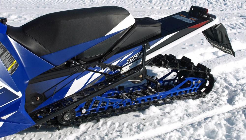 Yamaha Viper B-TX 153 Suspension