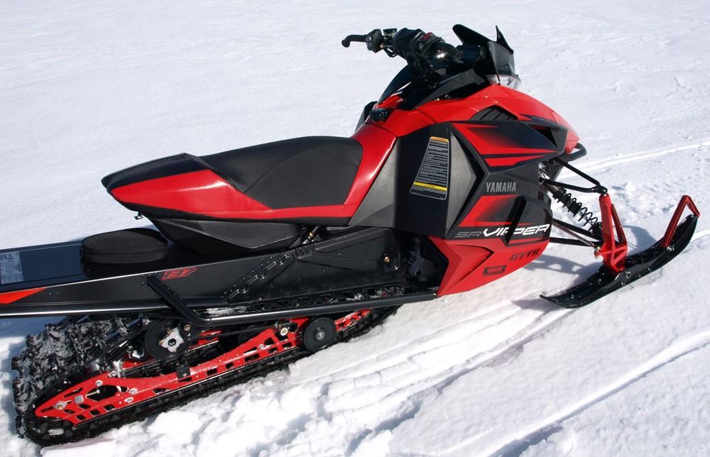Yamaha Viper Seat