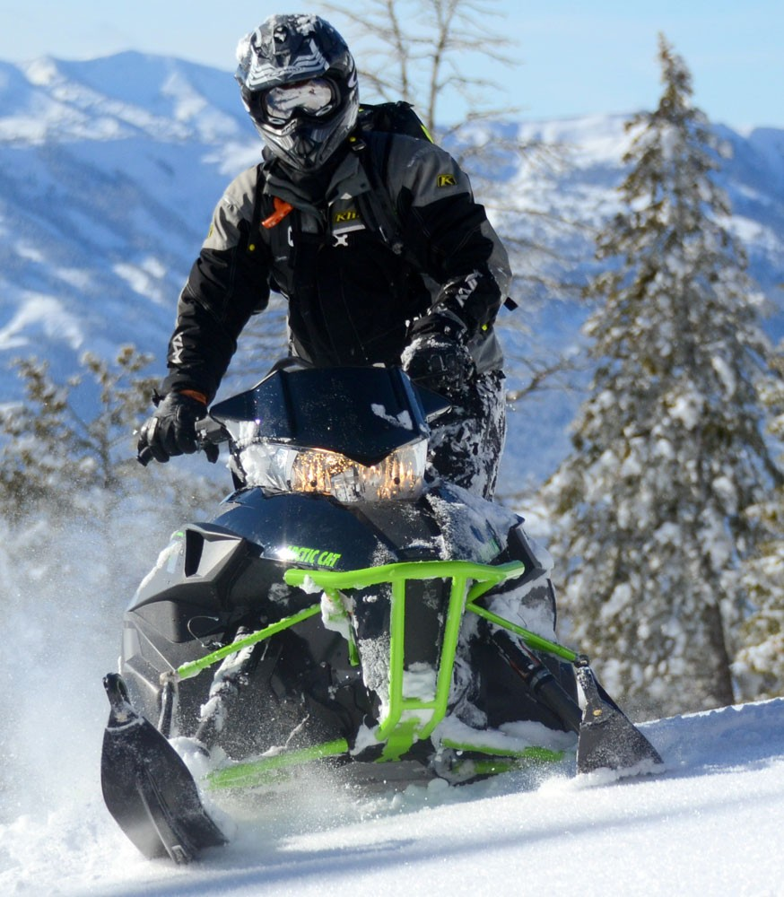 2017 Arctic Cat M8000 Limited 2