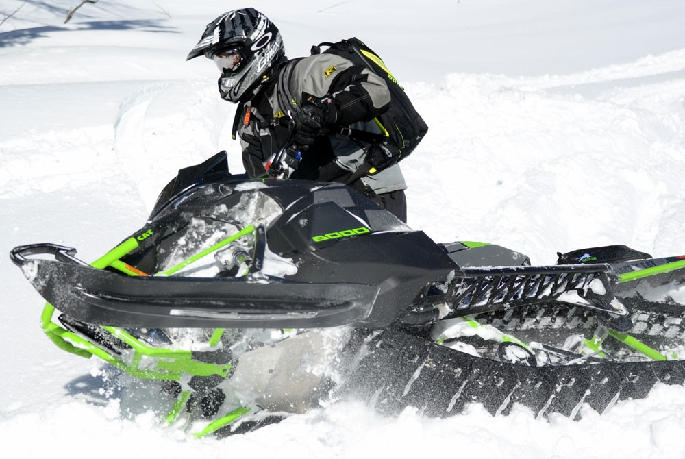 2017 Arctic Cat M8000 Limited 4