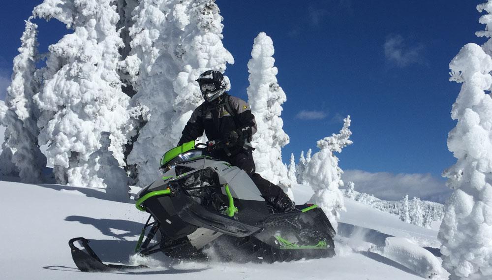 2018 Arctic Cat M8000 Sno Pro 153 Review Snowmobile Com