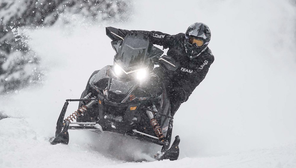 2018 Arctic Cat Thundercat Action