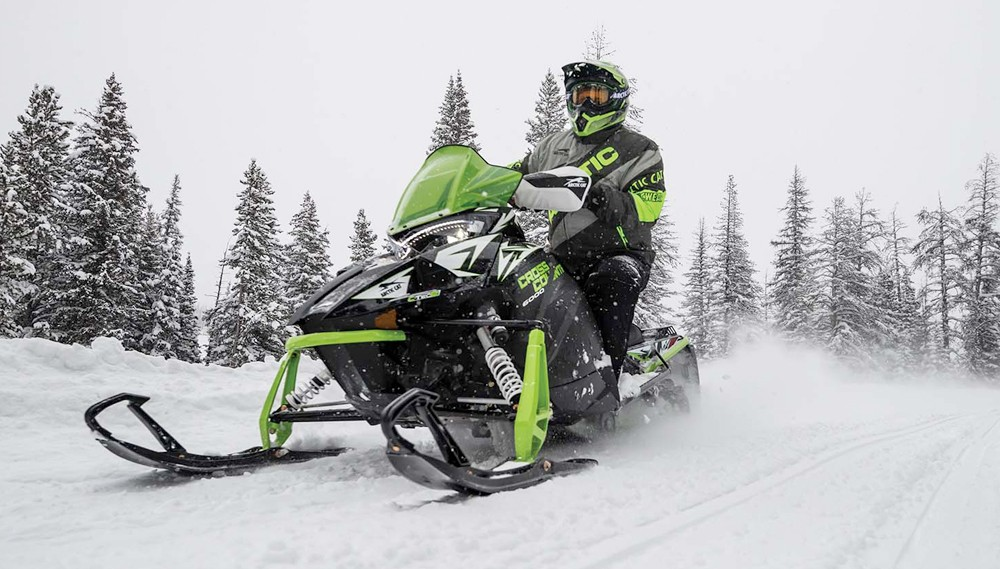 2018 Arctic Cat XF CrossCountry LTD