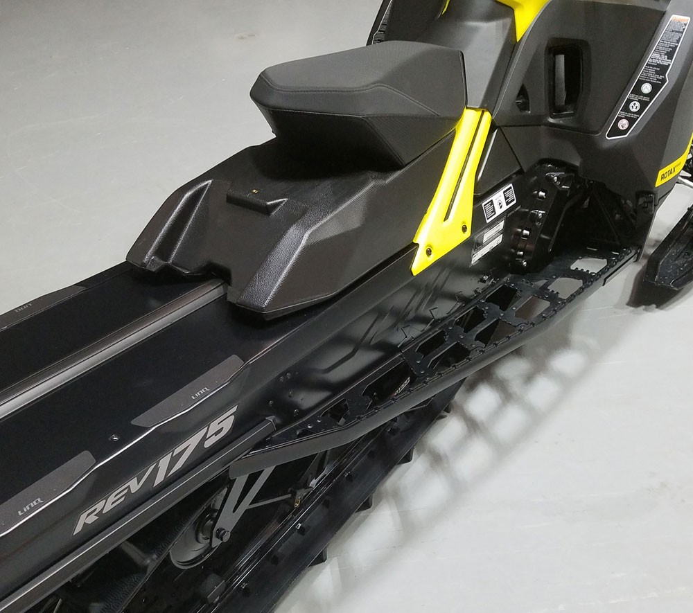 2018 Ski-Doo Summit SP 175 Runningboards