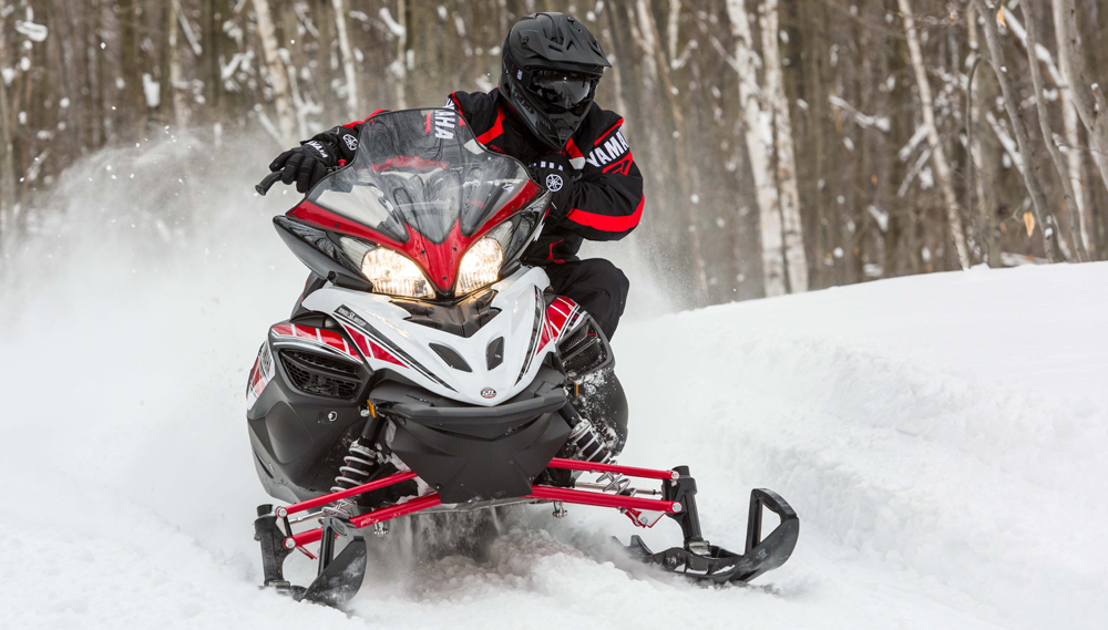 2018 yamaha snowmobiles unveiled for Yamaha snow mobiles