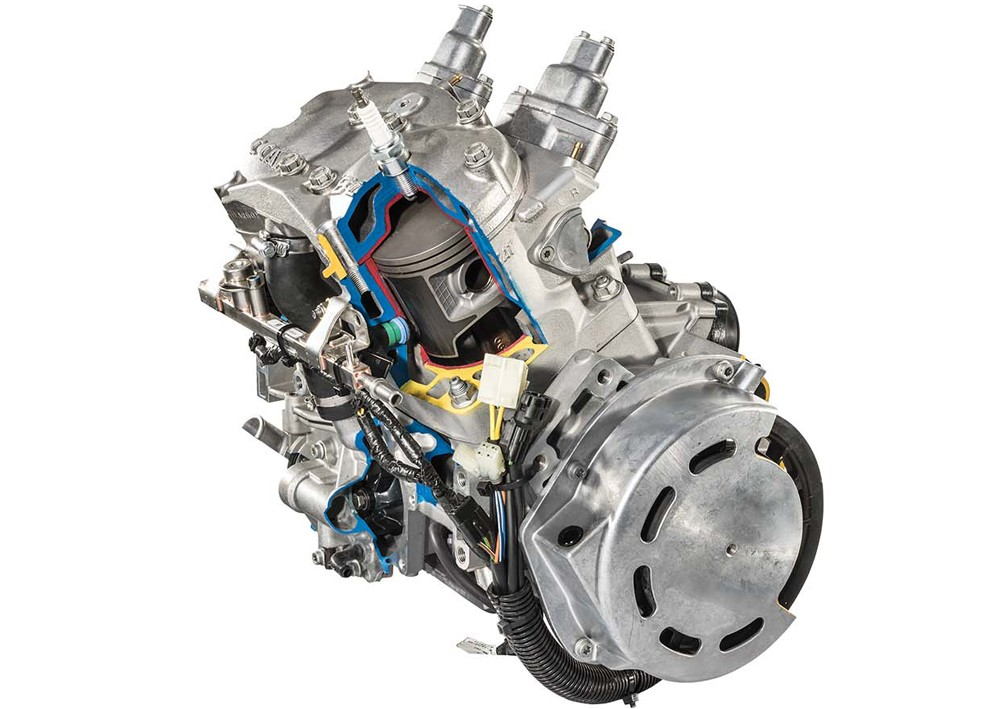 Arctic Cat 800 C-TEC2 Engine Cutout
