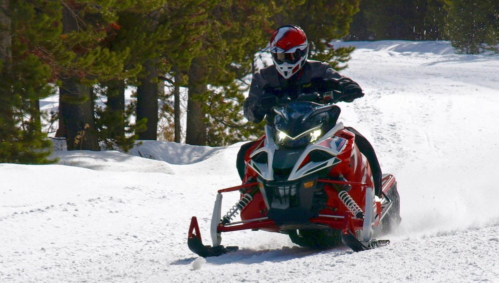How Much Horsepower Does A Arctic Cat  Have