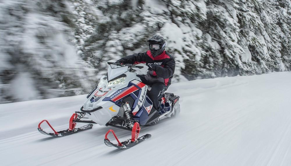 2018 Polaris Rush Retro Trail