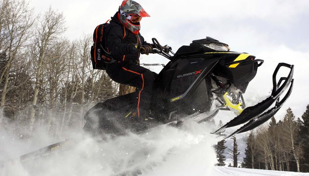 2018 Ski-Doo 850 Summit X 175 Airborne