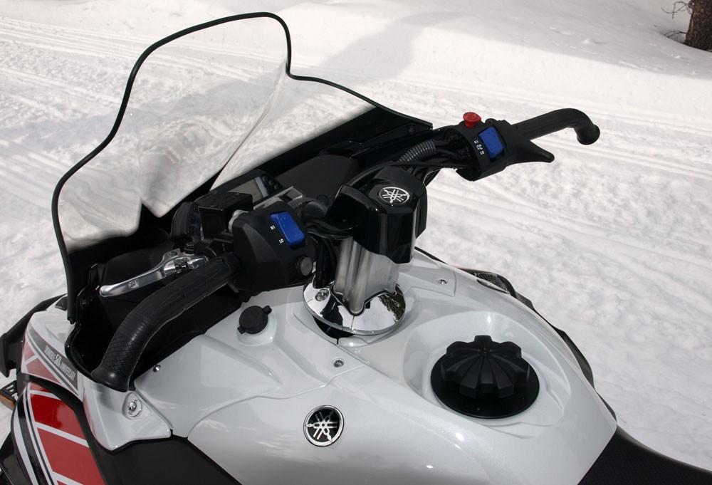 2018 Yamaha Apex LE Windscreen