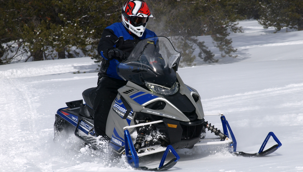 What is new for 2018 for 2018 yamaha snowmobiles