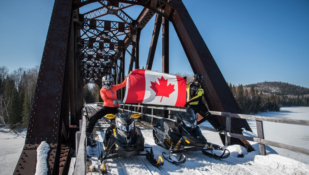 Introducing New Snowmobilers Ontario