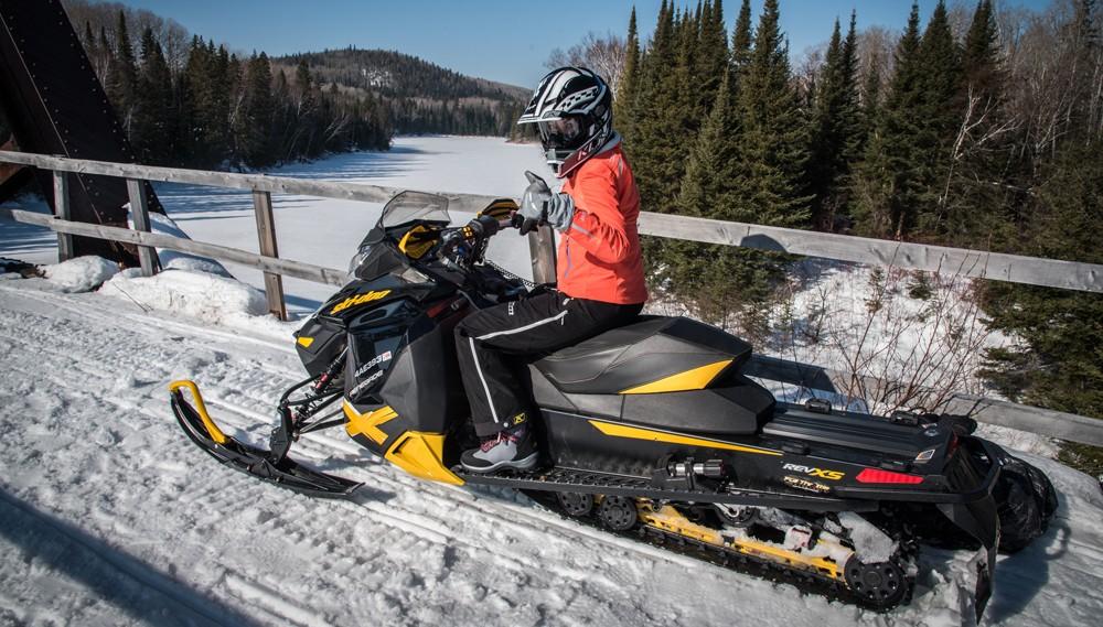 Montreal River Ski-Doo Renegade X 850