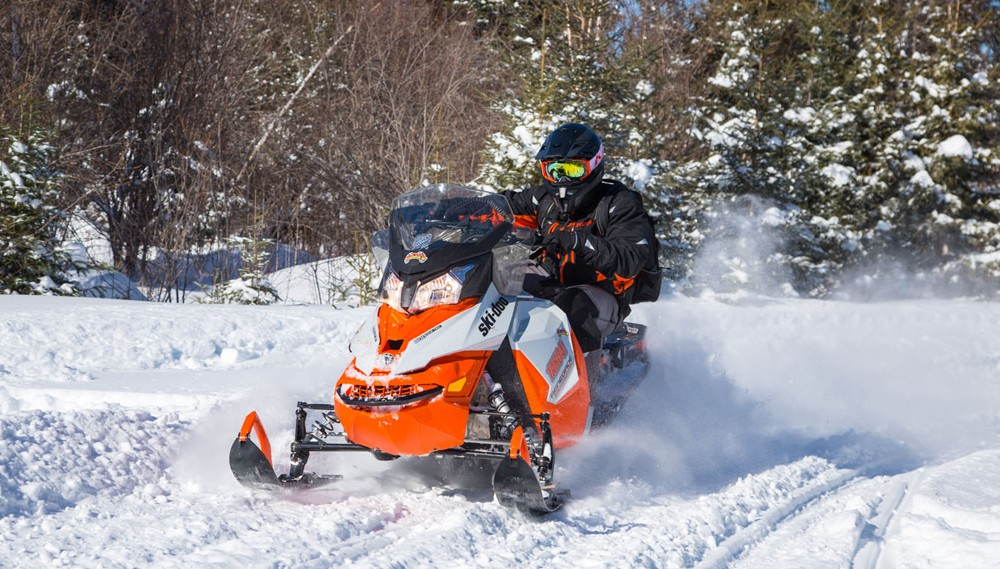 Northeastern Ontario Snowmobiling