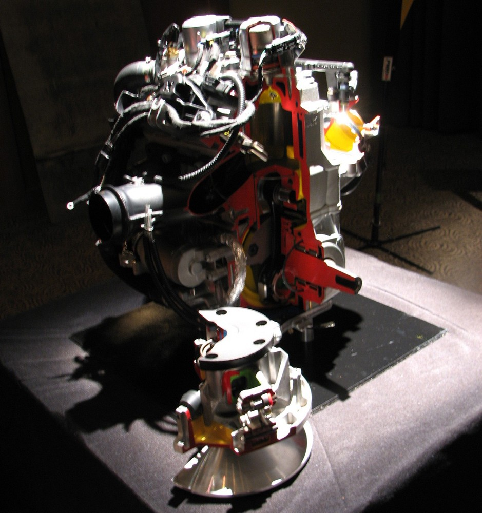 Rotax 850 Engine