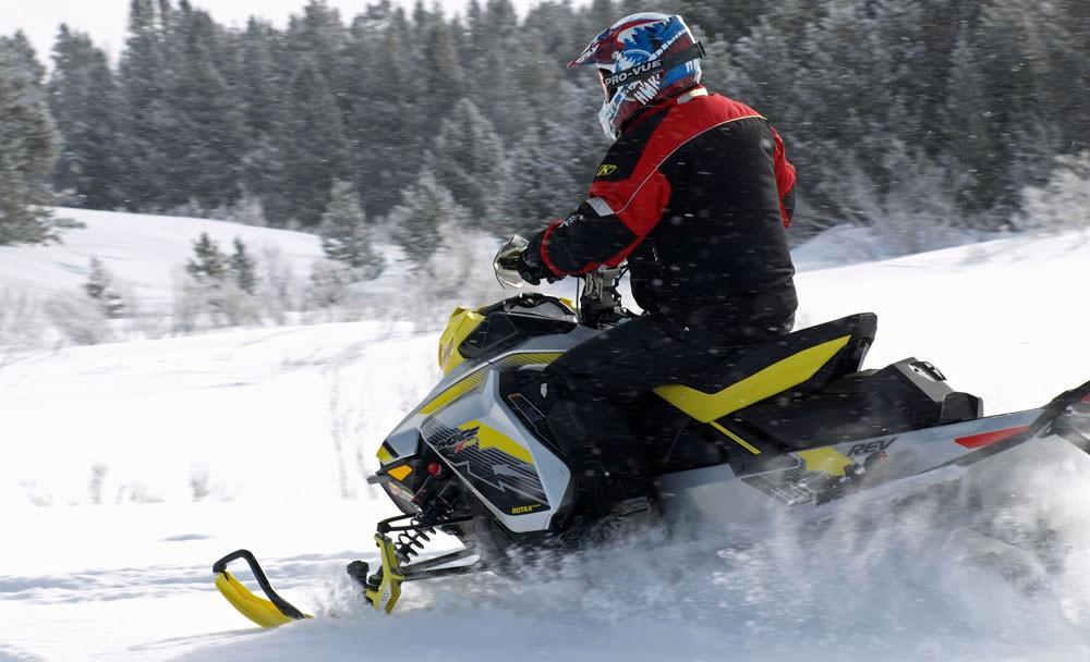Ski-Doo MXZ 850