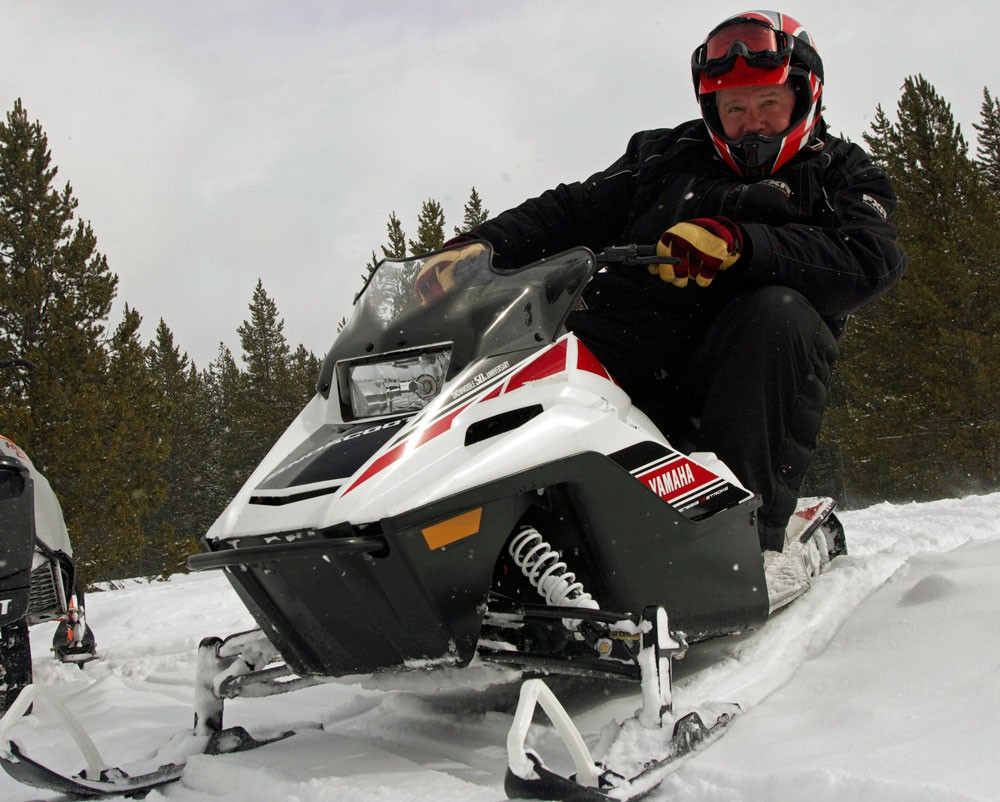making snowmobiling great again