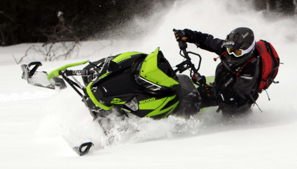 F Arctic Cat Review