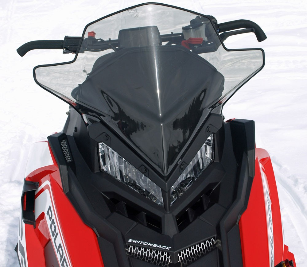 2018 Polaris 600 Switchback XCR Windshield