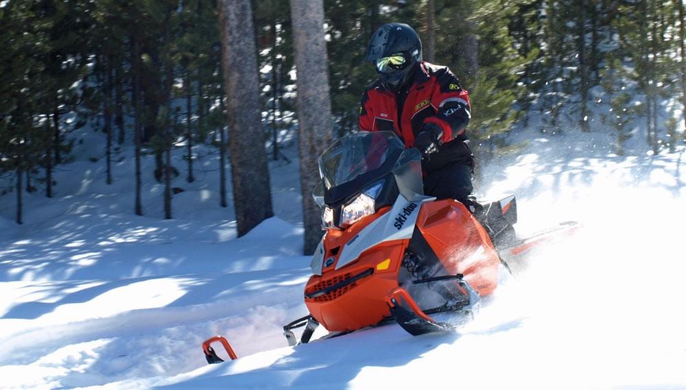 600cc Ski-Doo ACE Renegade