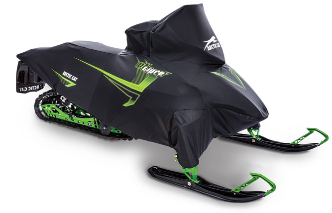 Arctic Cat El Tigre Cover