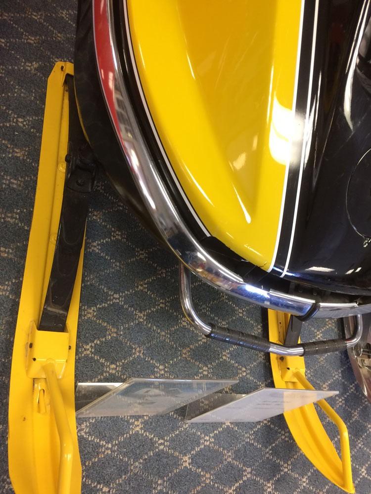 1971 Ski-Doo TNT 775 Bumper