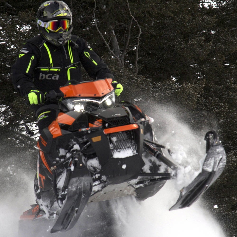 2018 Arctic Cat M9000 King Cat Front
