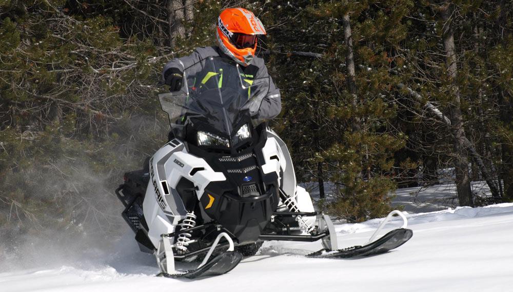 2018 Polaris 800 Titan Sp 155 Review Snowmobile Com