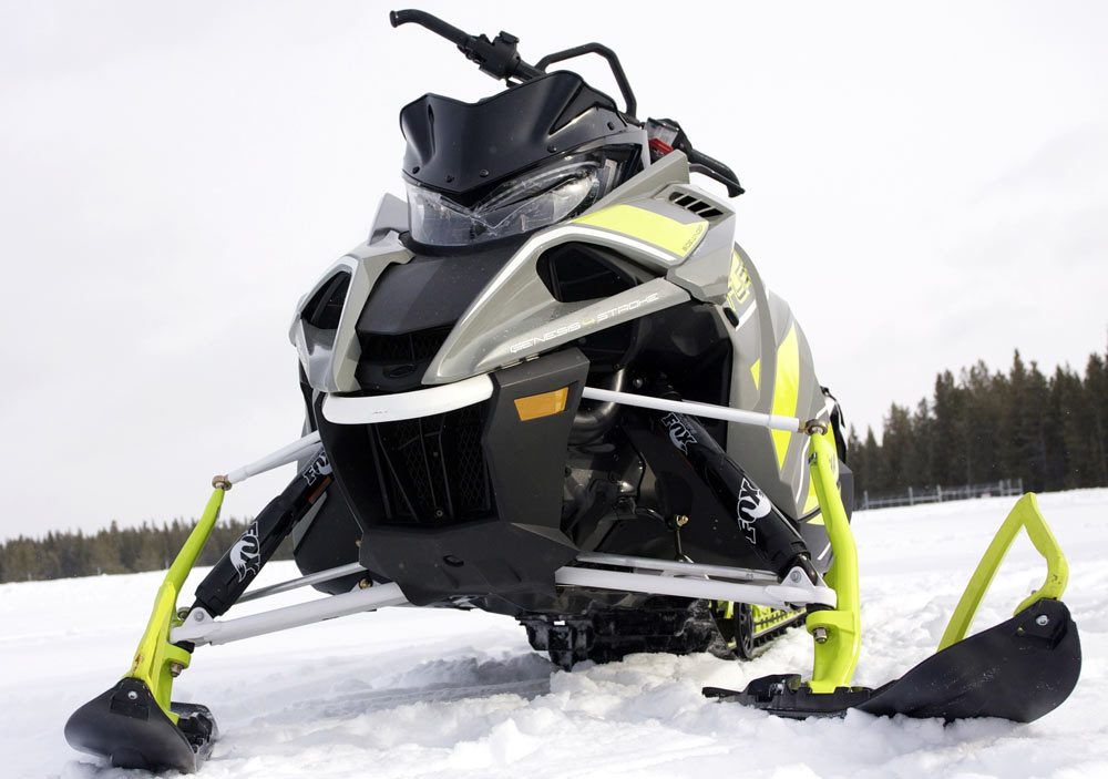 Yamaha Sidewinder Review