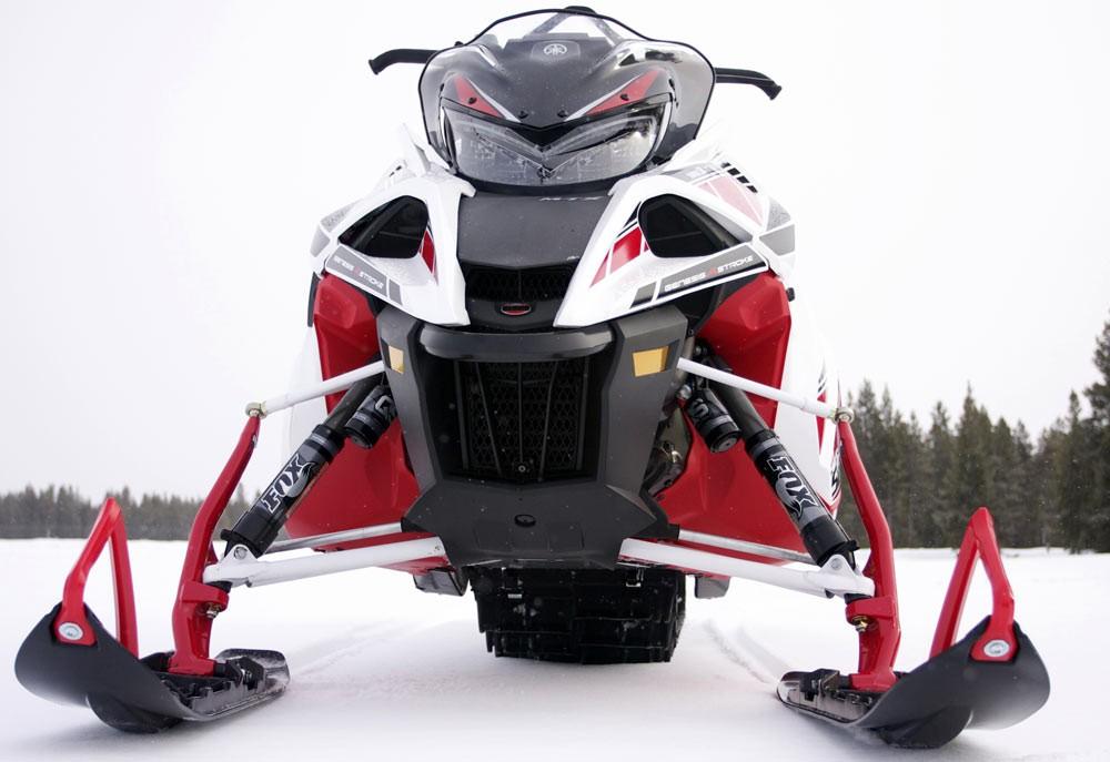 2018 Yamaha Sidewinder M-TX Radiator