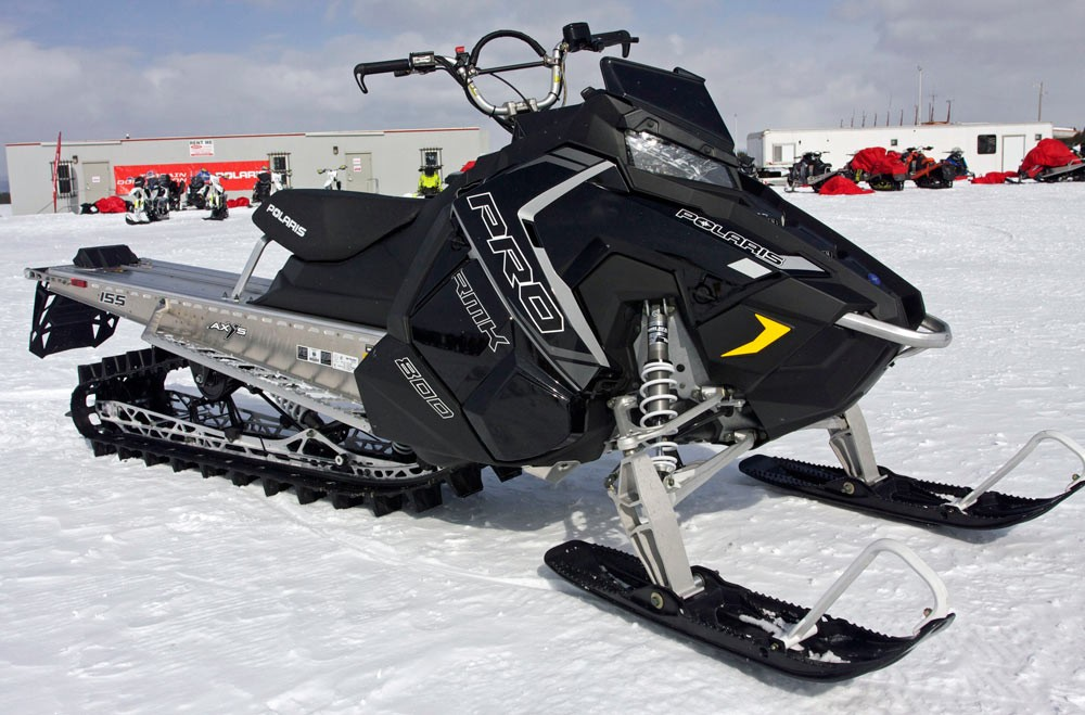 2018 Polaris AXYS Pro-RMK 800 155 In Season