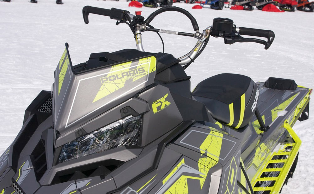 2018 Polaris AXYS Pro-RMK 800 Bars