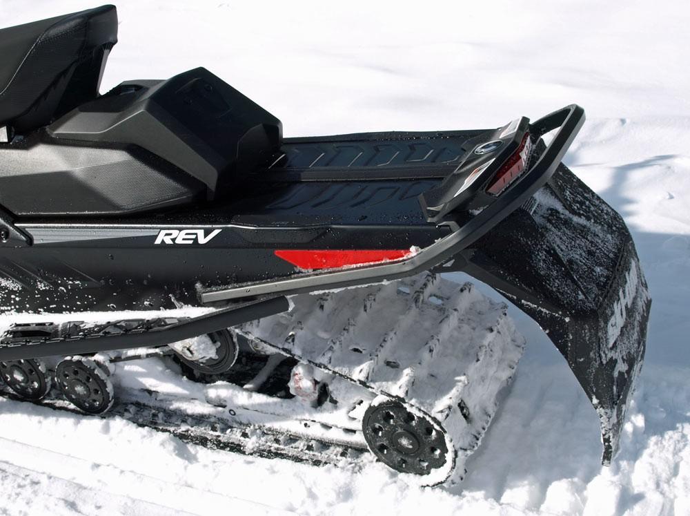 2018 Ski-Doo MXZ TNT 850 Ripsaw Track